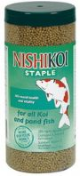 Nishikoi Staple 4mm Small Pond Fish Food